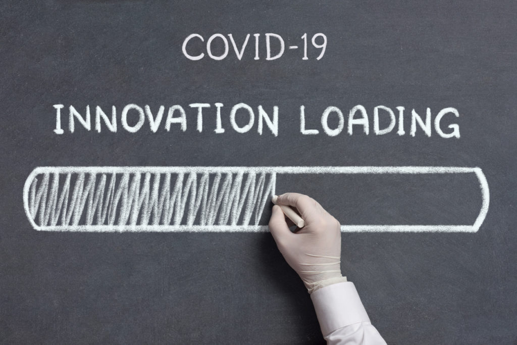 Covid-19 Innovation Loading Concept